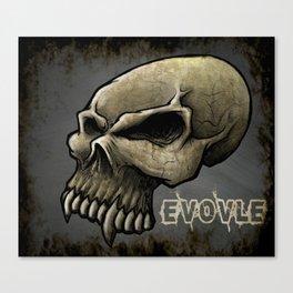 Evolution Series Evovle Canvas Print