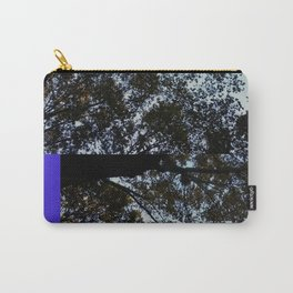 Revolving trees_do you see a face? Carry-All Pouch