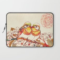 Lovebirds Laptop Sleeve