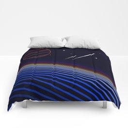 Escape Velocity Comforters