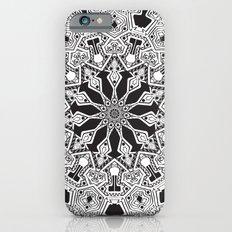 MANDALA #10 iPhone 6 Slim Case