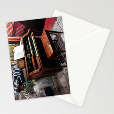 Basement Organ Stationery Cards