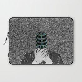 StaticSpeaking Laptop Sleeve