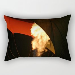 Hot Air Baloon Rectangular Pillow