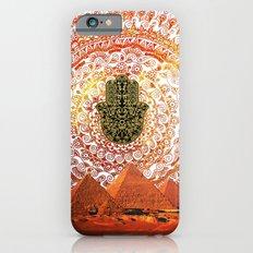 Hamsa Pyramids Slim Case iPhone 6s