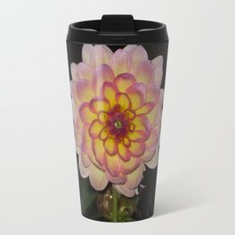 blooming pink flower Travel Mug