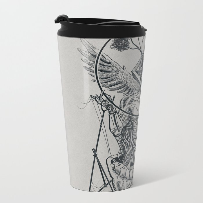 Resurrection Metal Travel Mug