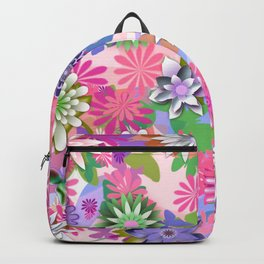 Retro 1970's Backpack