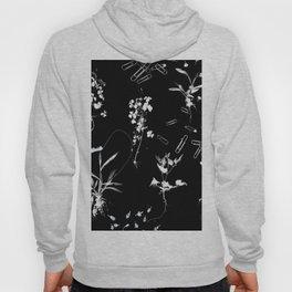 Plants & Paper clips Photogram Hoody