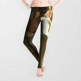 Dressed Woman Leggings