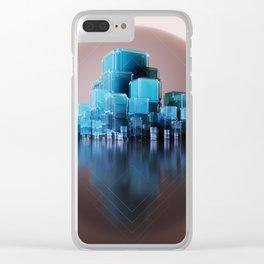 S U G A R Clear iPhone Case