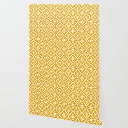 Bohemian Geometric Pattern 03B Wallpaper