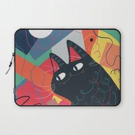 Trumpet Cat Laptop Sleeve