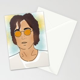 Imagine John Stationery Cards