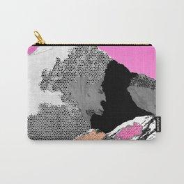 Technicolor landscape Carry-All Pouch