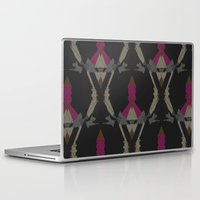 baroque Laptop & iPad Skins featuring Abstract Baroque by Georgiana Paraschiv