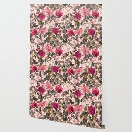 Rose Garden V Wallpaper