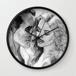My heart beats like a symphony Wall Clock
