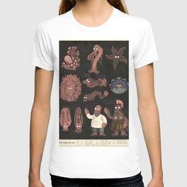 Decapodian Life Cycle T-shirt