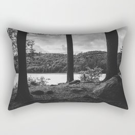 Lost in Nature Rectangular Pillow
