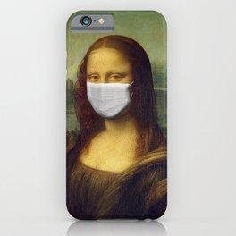 Mona Virus iPhone Case