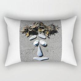 """EPHE""""MER"""" # 324 Rectangular Pillow"""