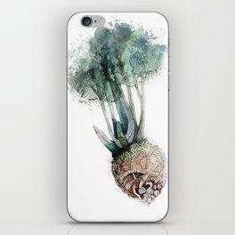 Celery Root iPhone Skin