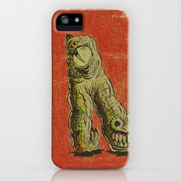 Monster M iPhone Case