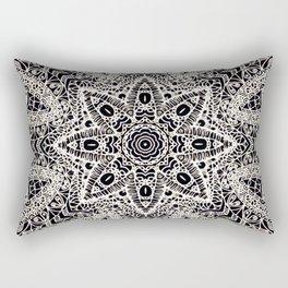 Mehndi Ethnic Style G418 Rectangular Pillow