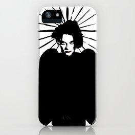 Robert Smith icon saint art iPhone Case