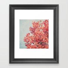 Cheerful Spring Framed Art Print