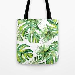 tropical again Tote Bag