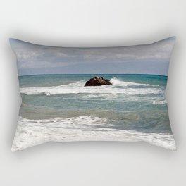 POWER OF THE SEA - SICILY Rectangular Pillow