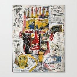 Delete Zone Canvas Print