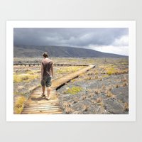 Where Do I Go? Art Print