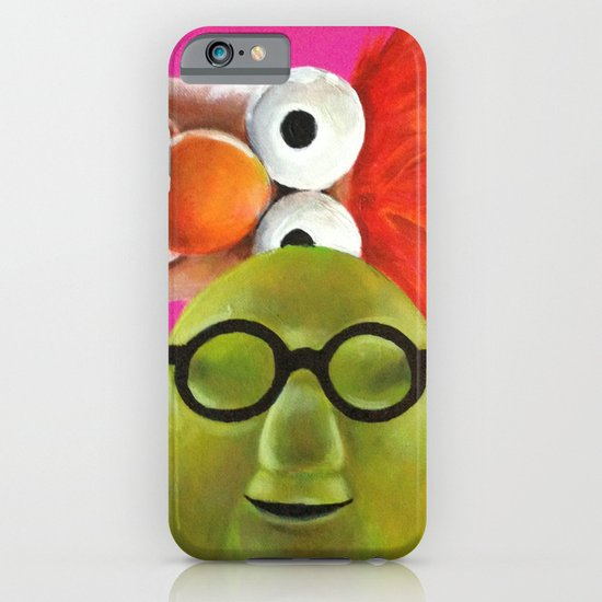 The Muppets - Bunsen and Beaker iPhone & iPod Case