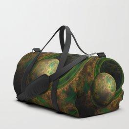 TikTok's Four-Dimensional Steampunk Time Contraption Duffle Bag