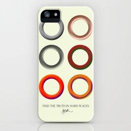 Truth #1 iPhone Case