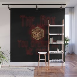 Hellraiser The Box You Opened It Wall Mural