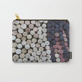 Too Many Corks Carry-All Pouch