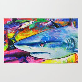 Shark Colors Rug
