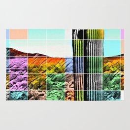 An Abstract Desert I Rug