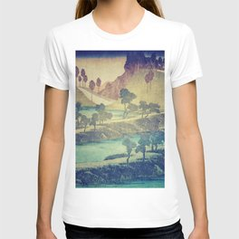 A Valley in the Evening T-shirt