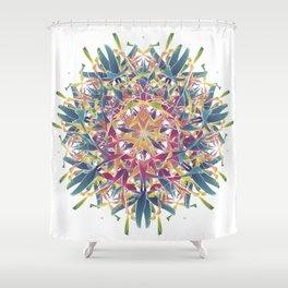 Folly Shower Curtain