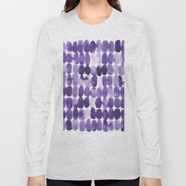 Ultra Violet Swatches Long Sleeve T-shirt