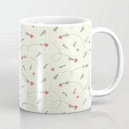 Sending Love Coffee Mug