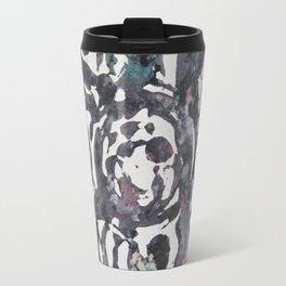 Circular Rorschach Travel Mug