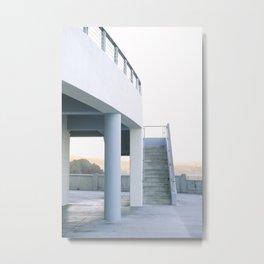 Calm Morning at the San Francisco Cliff House #2 Metal Print