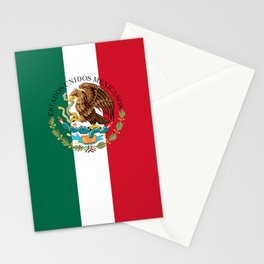 Mexican National Coat of Arms & Seal (HQ image) Stationery Cards