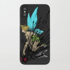 Dont Mess With Her! iPhone X Slim Case